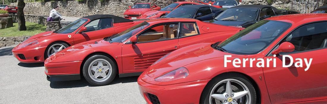 Raduno Ferrari – We serve